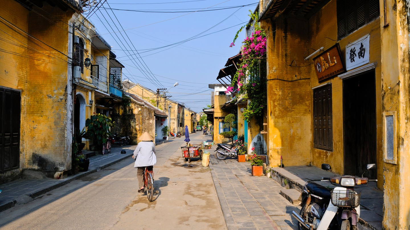 It's not quite the same as being there, but you can still get a feel for Vietnam without leaving your house