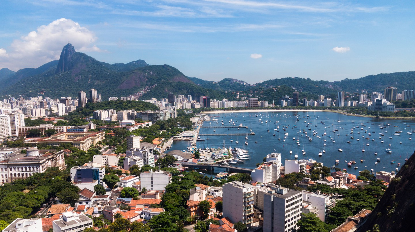 You'll never run out of things to do in Rio de Janeiro