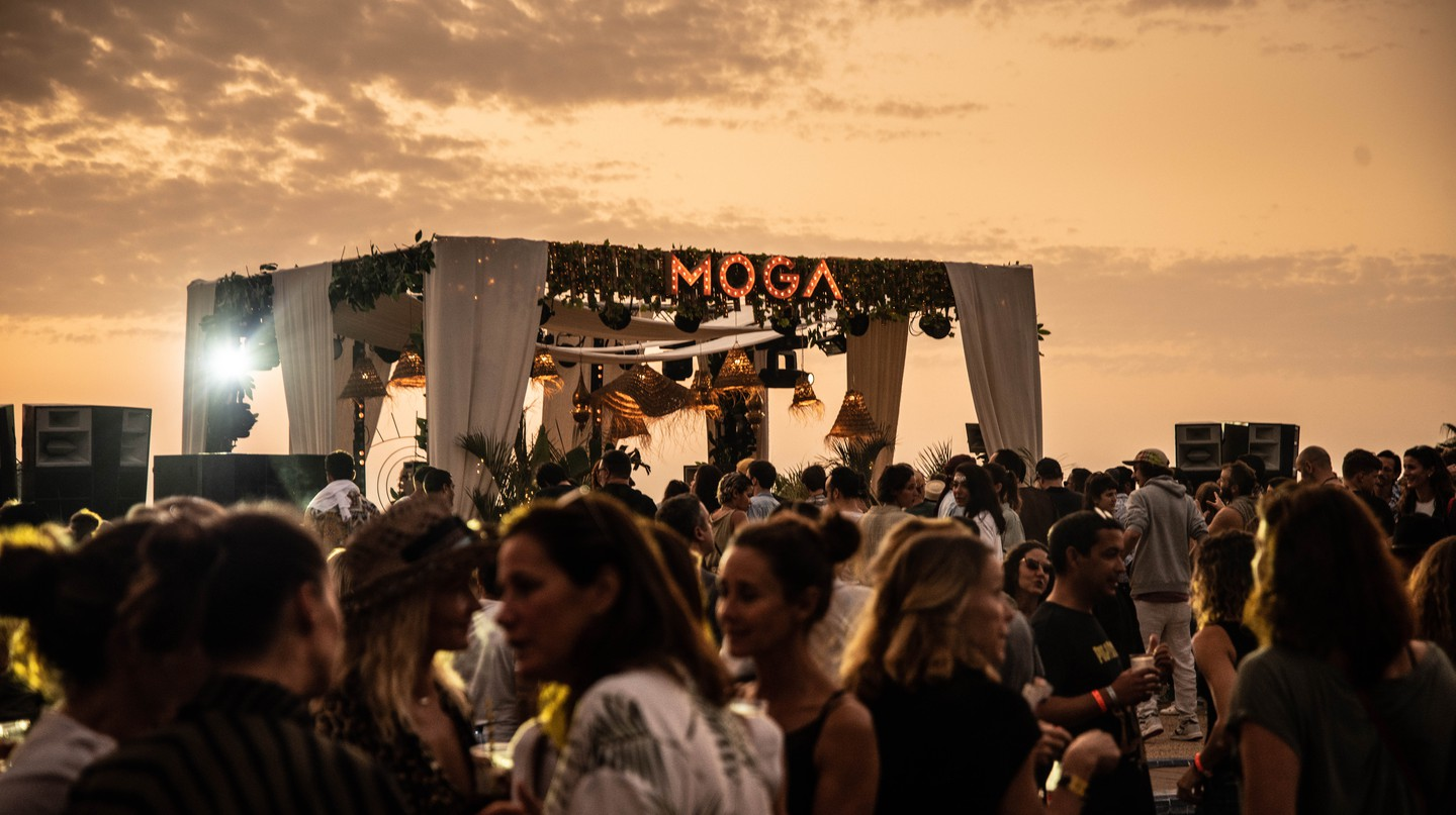 MOGA festival in Morocco is one of the dozens of events that Jukebox PR look after