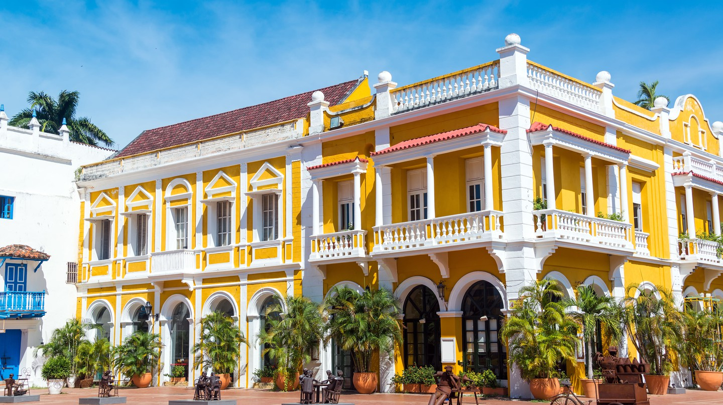 Cartagena is a city overflowing with culture and tradition