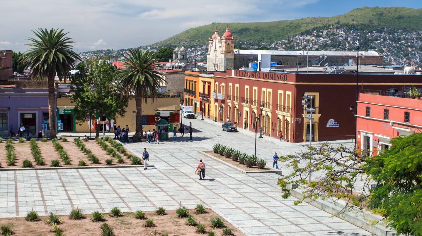 Discover the best things to see and do in Oaxaca