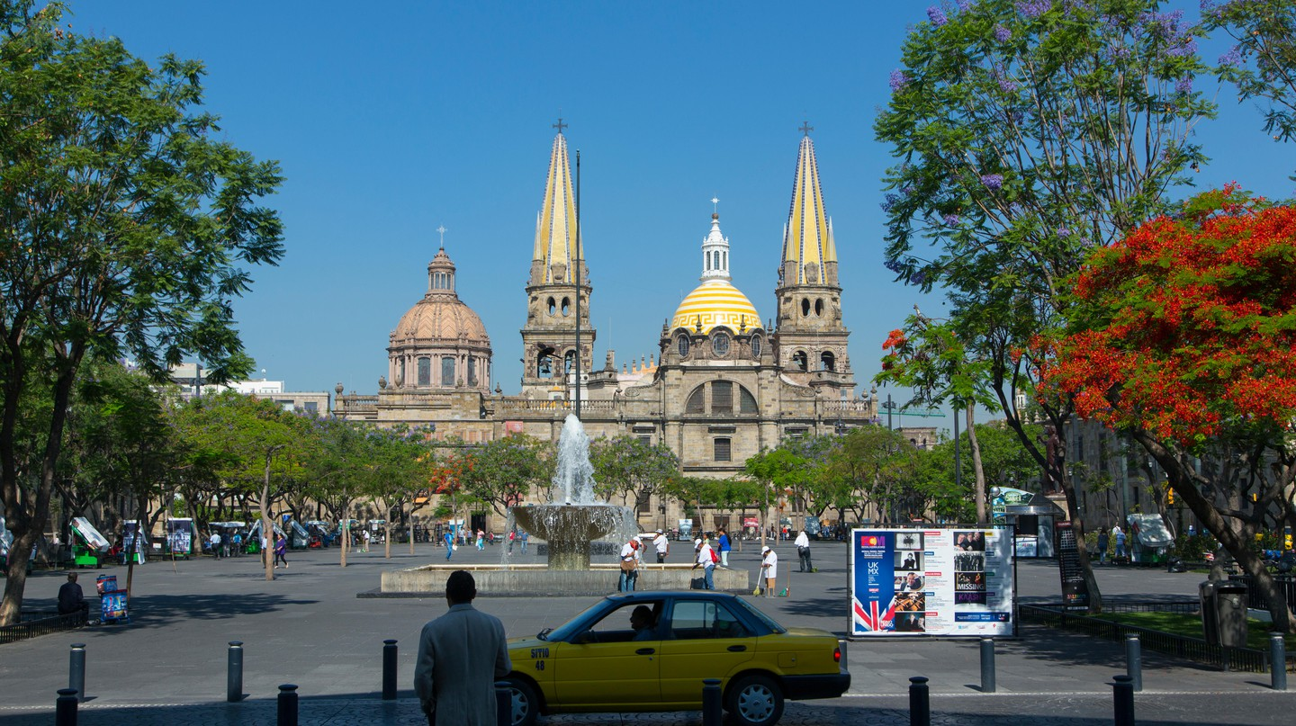 Guadalajara offers plenty of local flavor in a metropolitan setting