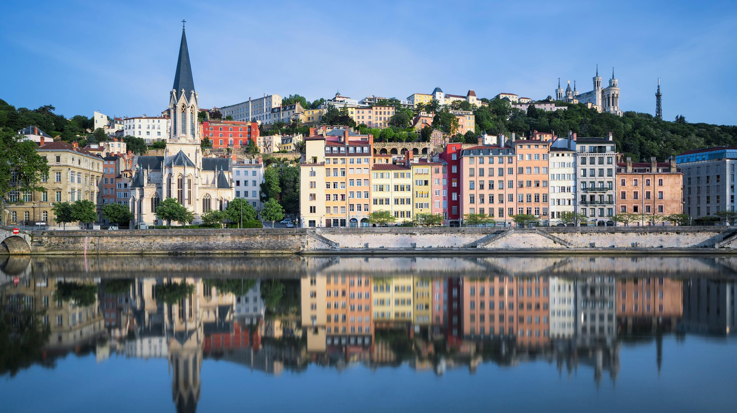 Lyon offers a plethora of health and wellness options
