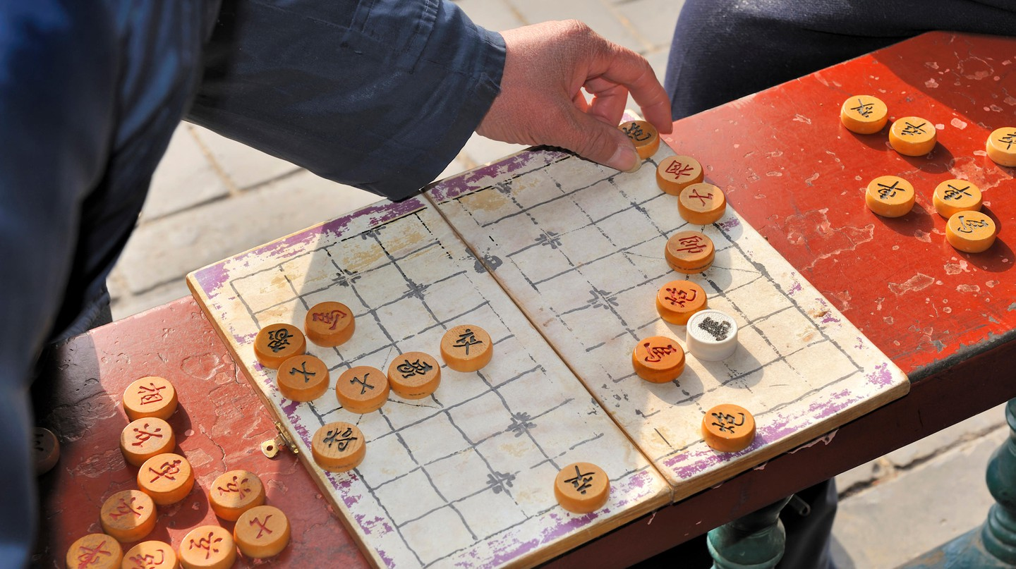 Get tactical with a game of co tuong