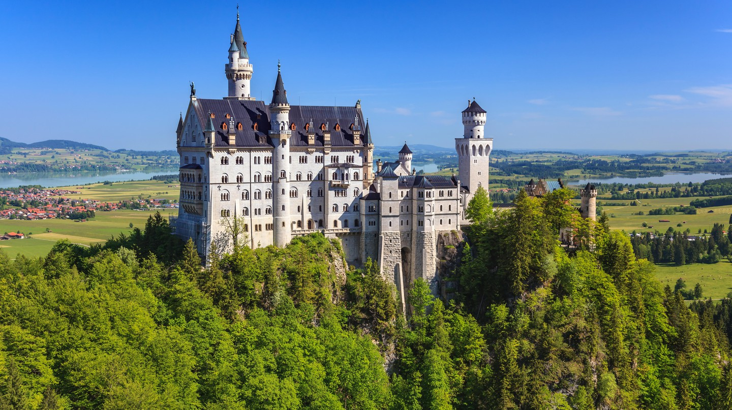 Explore the fairy-tale land of Bavaria from its capital, Munich