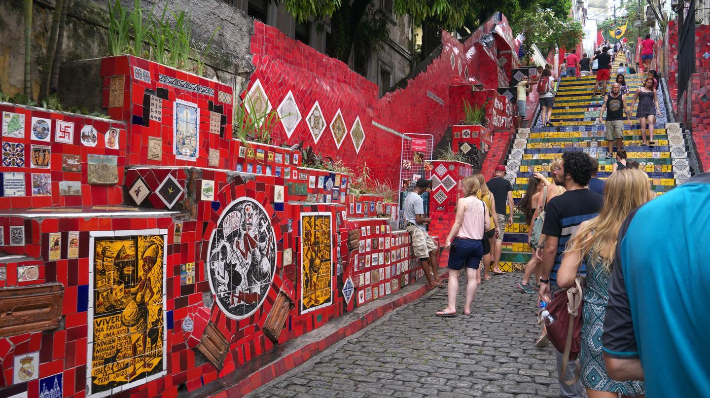 Get a look into the unique culture of Rio