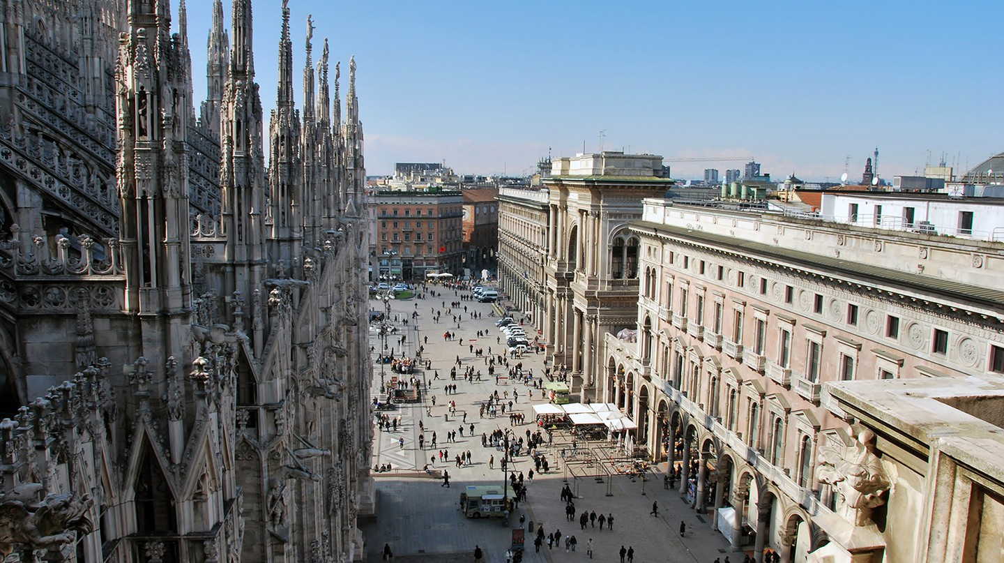 Milan cathedral is at the heart of the Centro Storico. Now you can see the city through the eyes of a local |