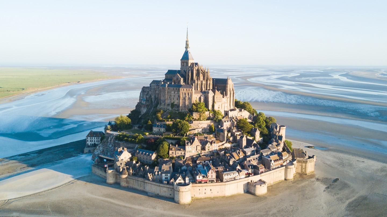 Le Mont Saint-Michel, Normandy, France