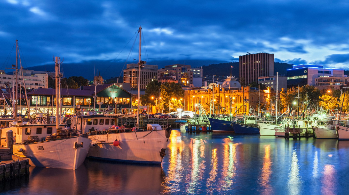 There are plenty of things to see and do in Hobart