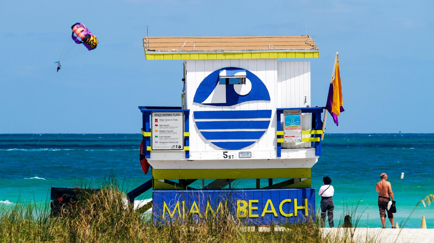 See Miami's beaches in a whole new way with this guide