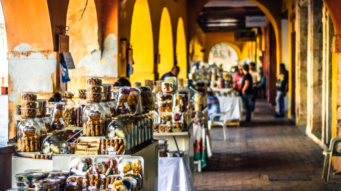 Cartagena has plenty of excellent stores and markets packed with local treasures