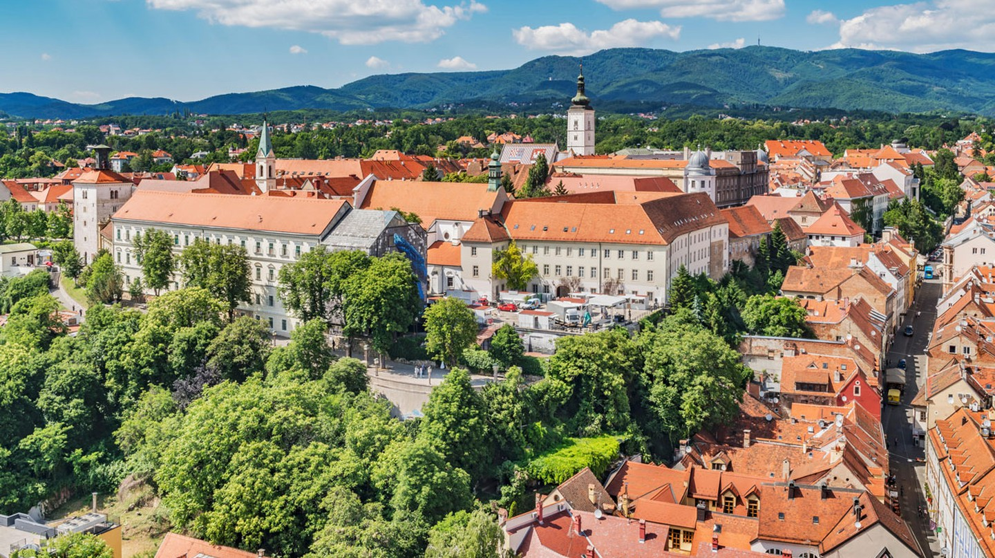 Discover the delights of Zagreb's diverse neighbourhoods