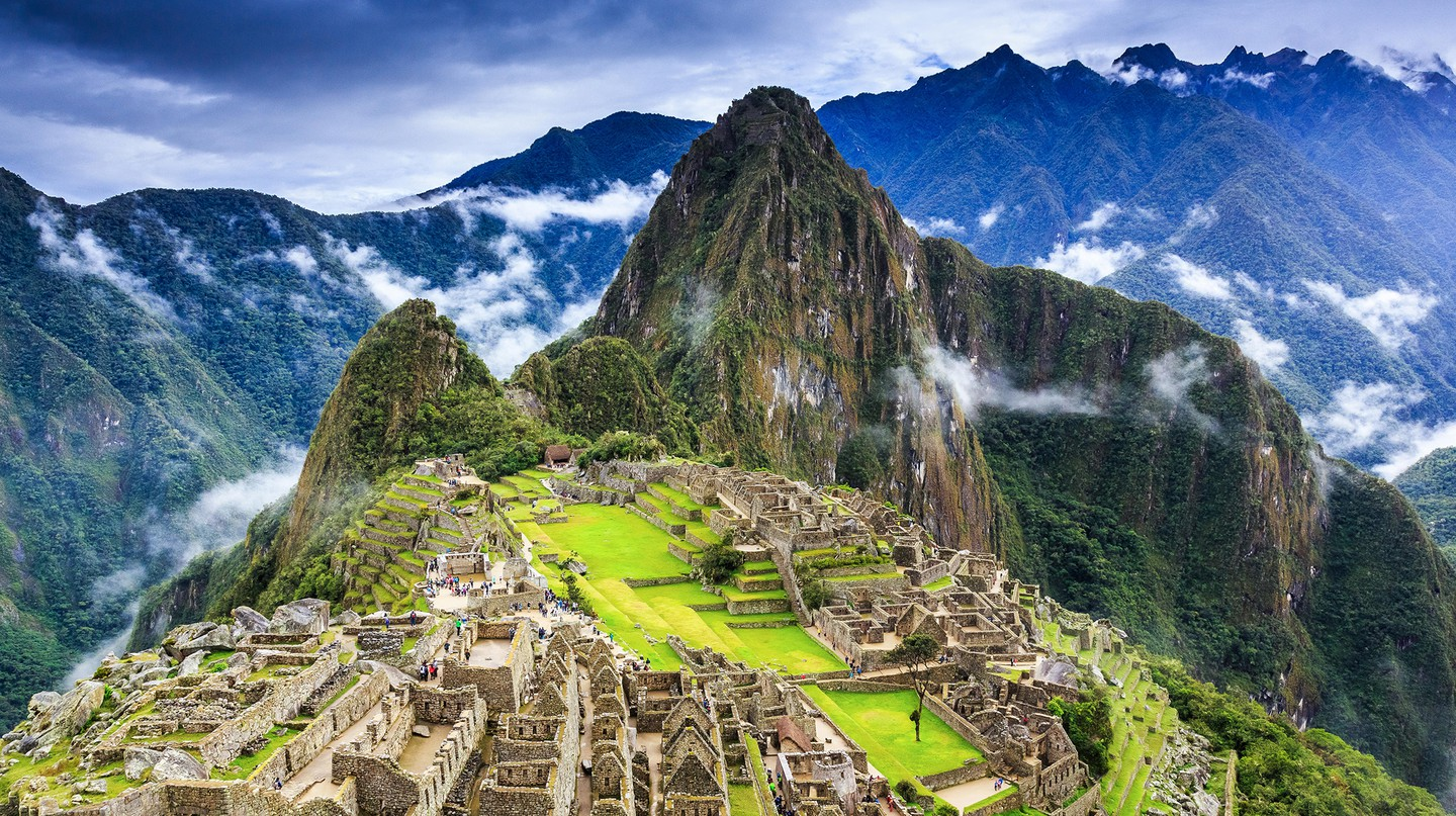Imagine yourself away to the ancient lands of Peru