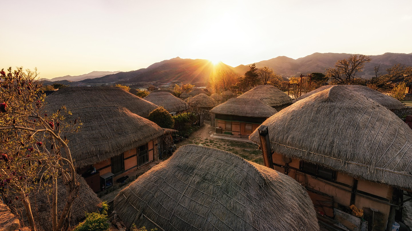 Beyond South Korea's bustling cities lie regional cultural encounters and rugged natural beauty