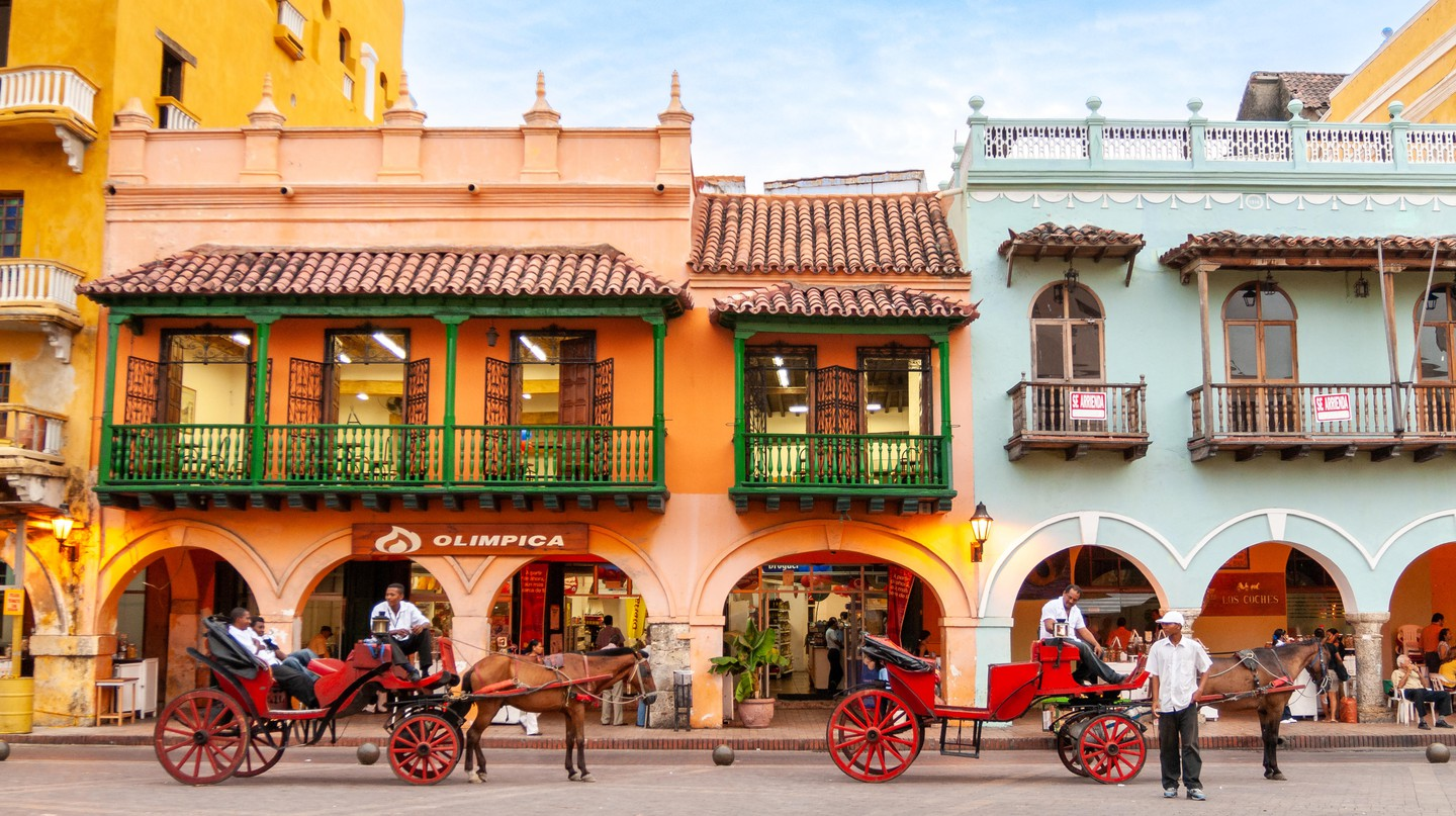 No matter what your speed is, Cartagena has something unique to discover and do