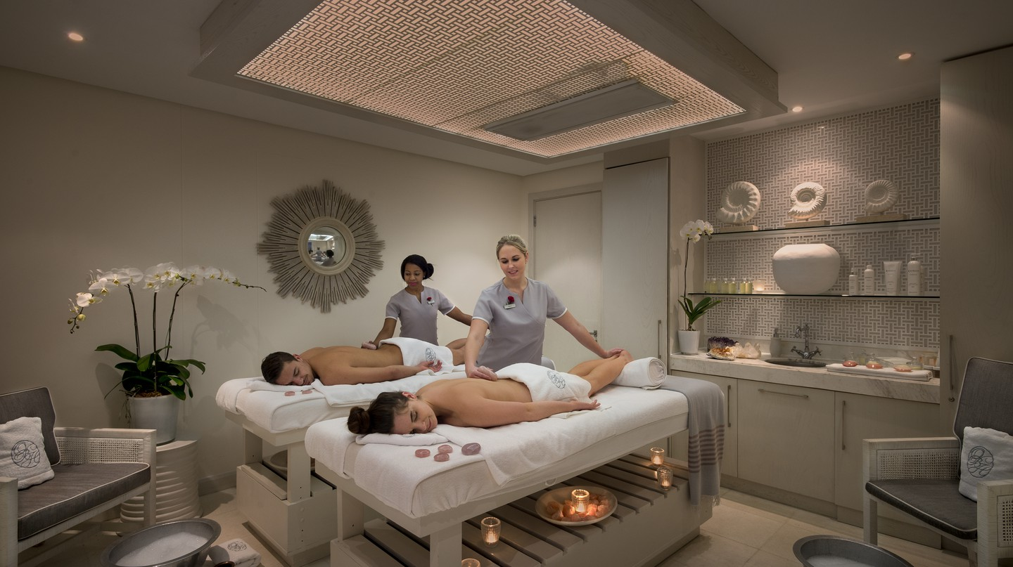 Durban has a number of spas where travellers can indulge, including The Oyster Box Spa