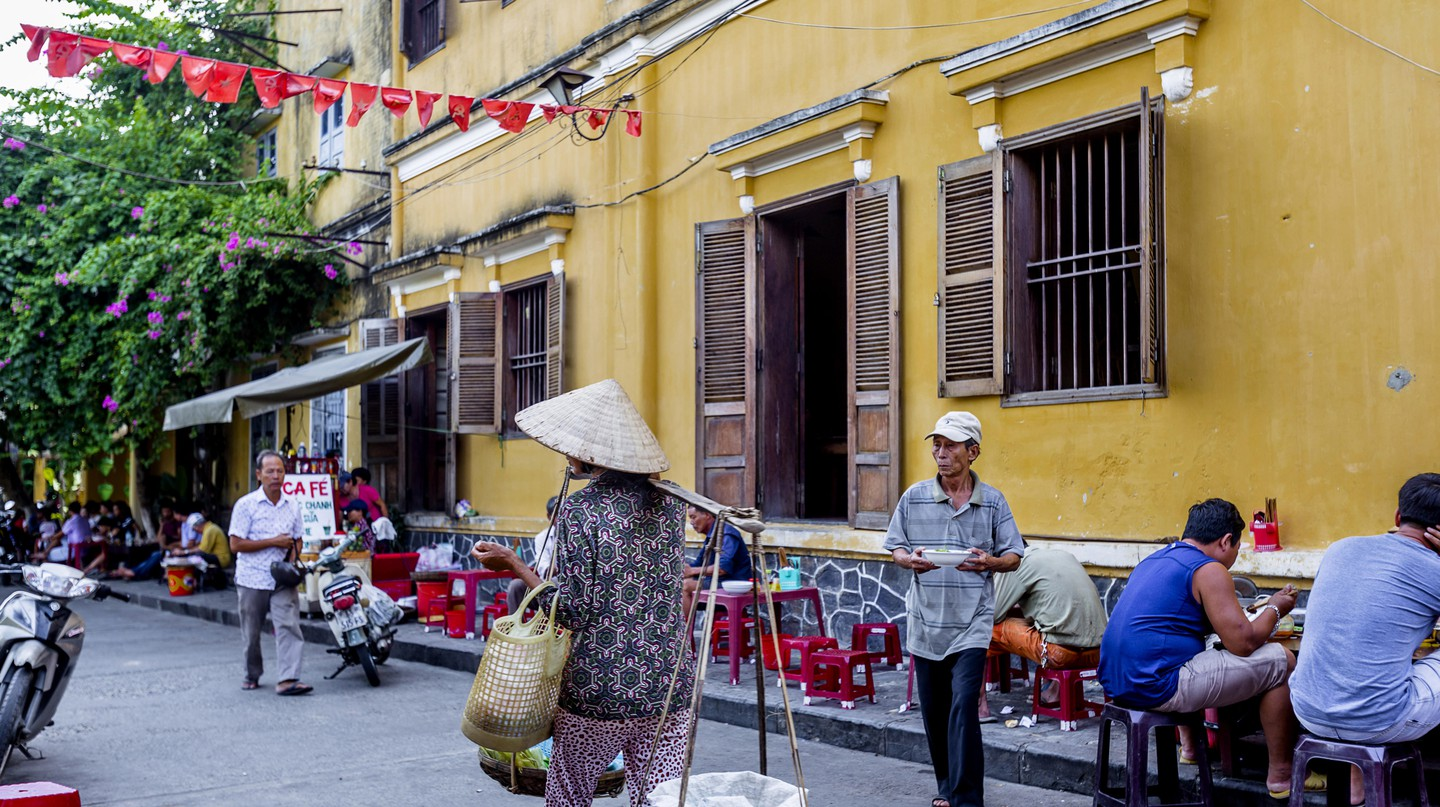 Coffee is incredibly popular in Hội An, with cafés to be found everywhere