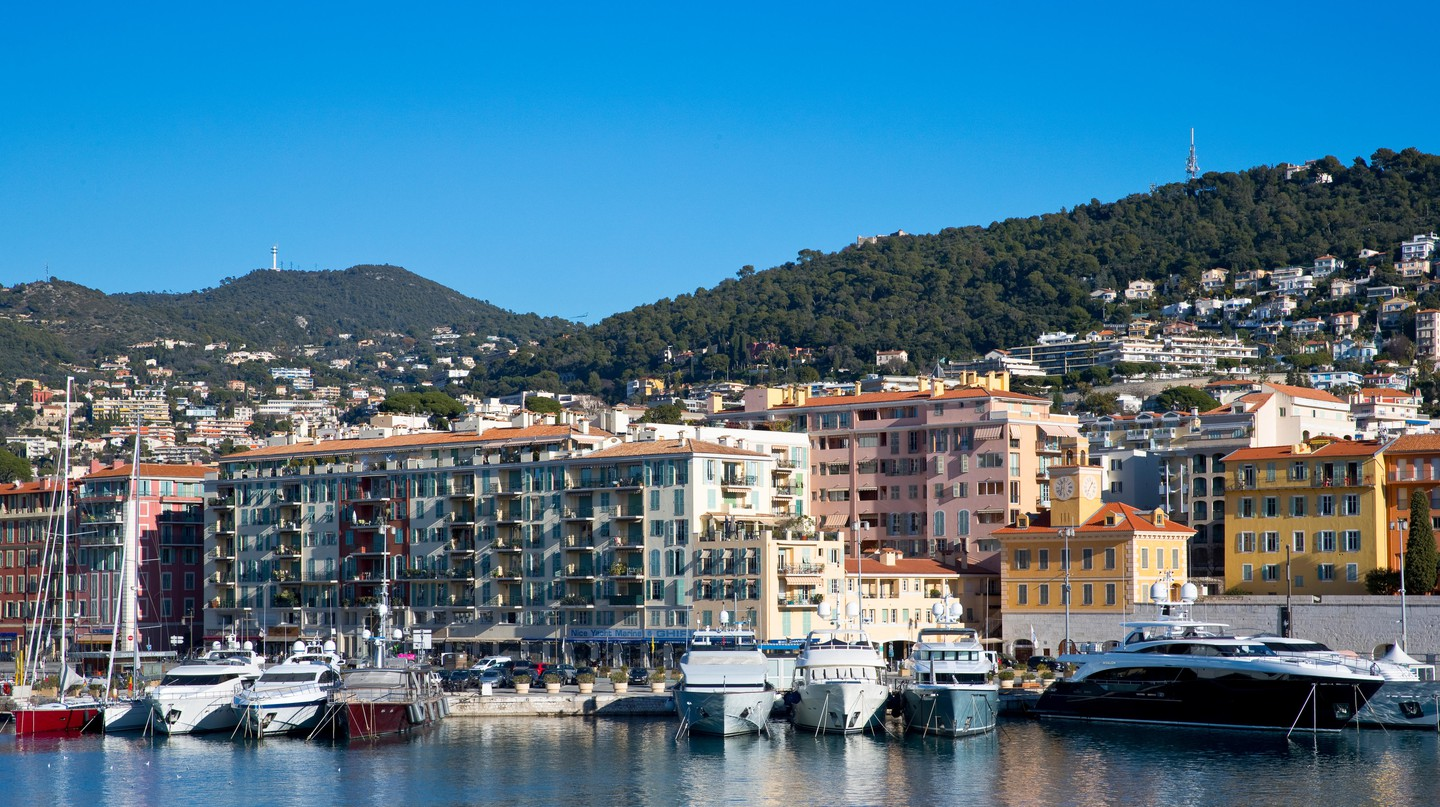 Explore Nice's sun-soaked streets with fun tours