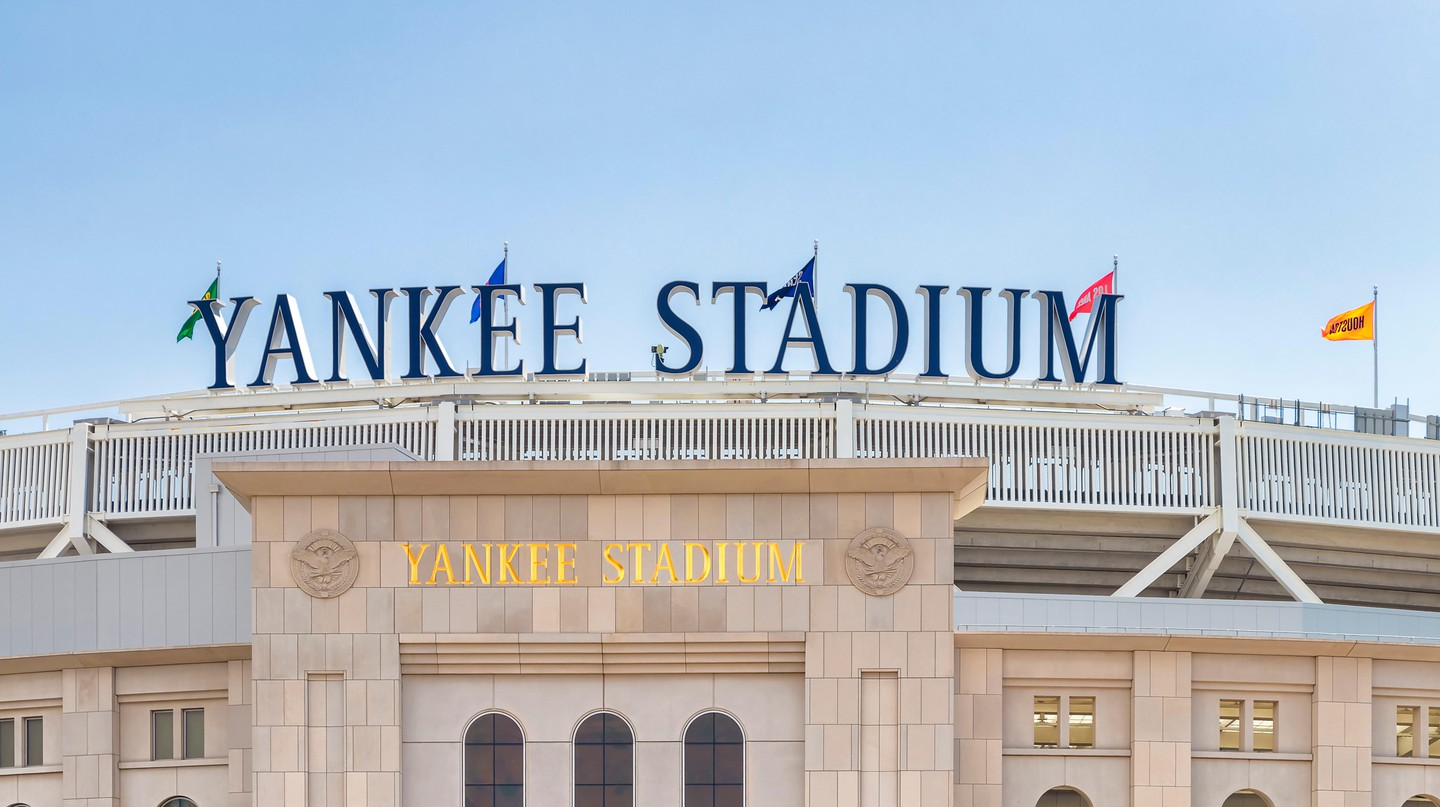 A quintessential New York City experience is cheering on the Yankees