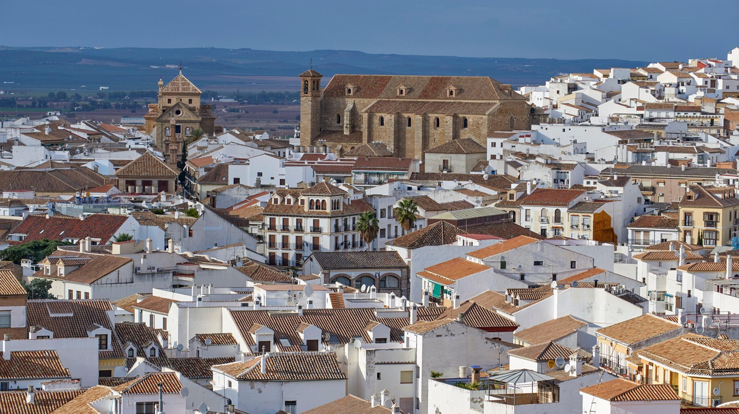 "Antequera is known as El Corazón de Andalucía, ""The Heart of Andalusia"""