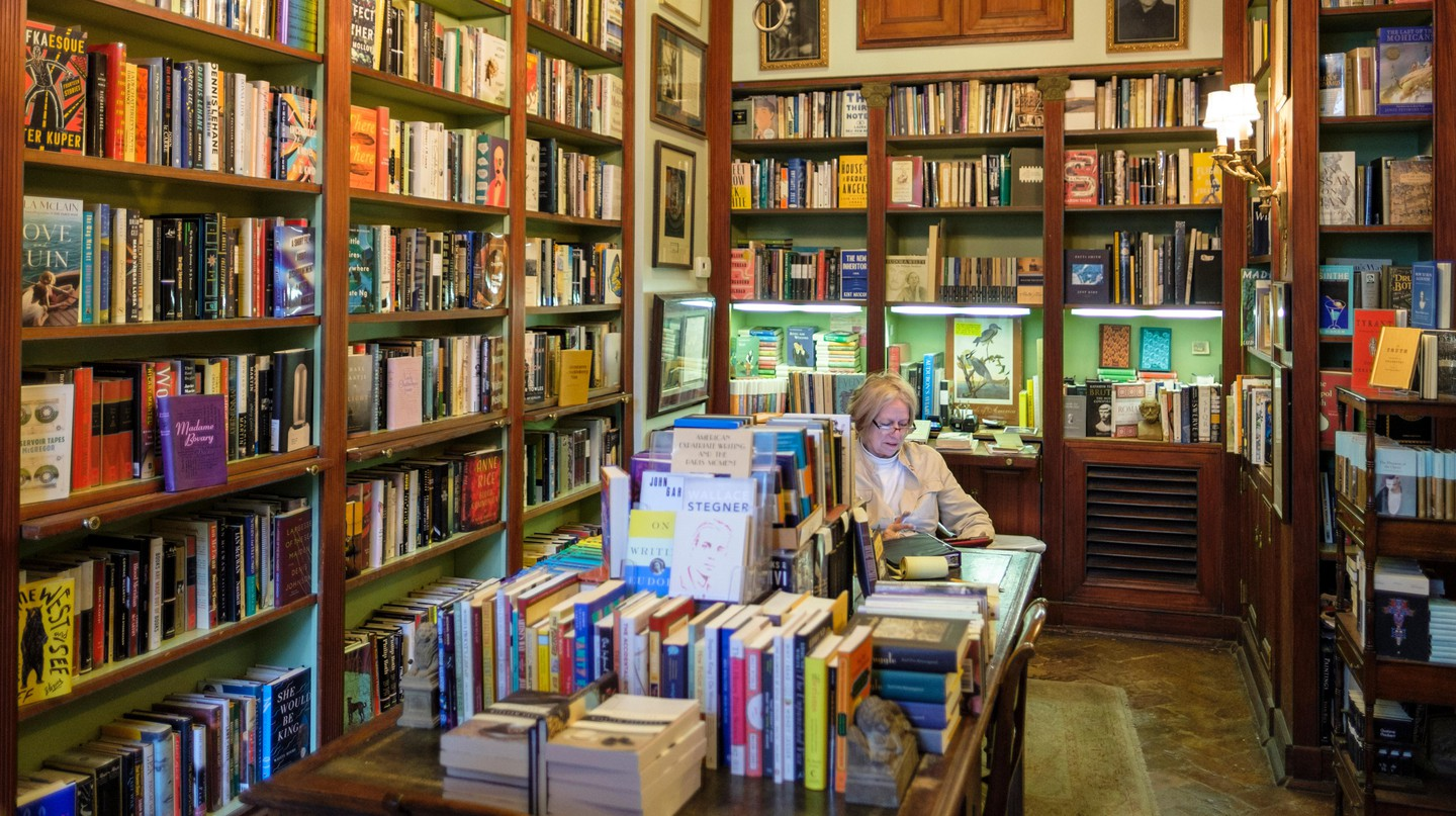 Faulkner House Books is a bookstore in New Orleans selling William Faulkner's books