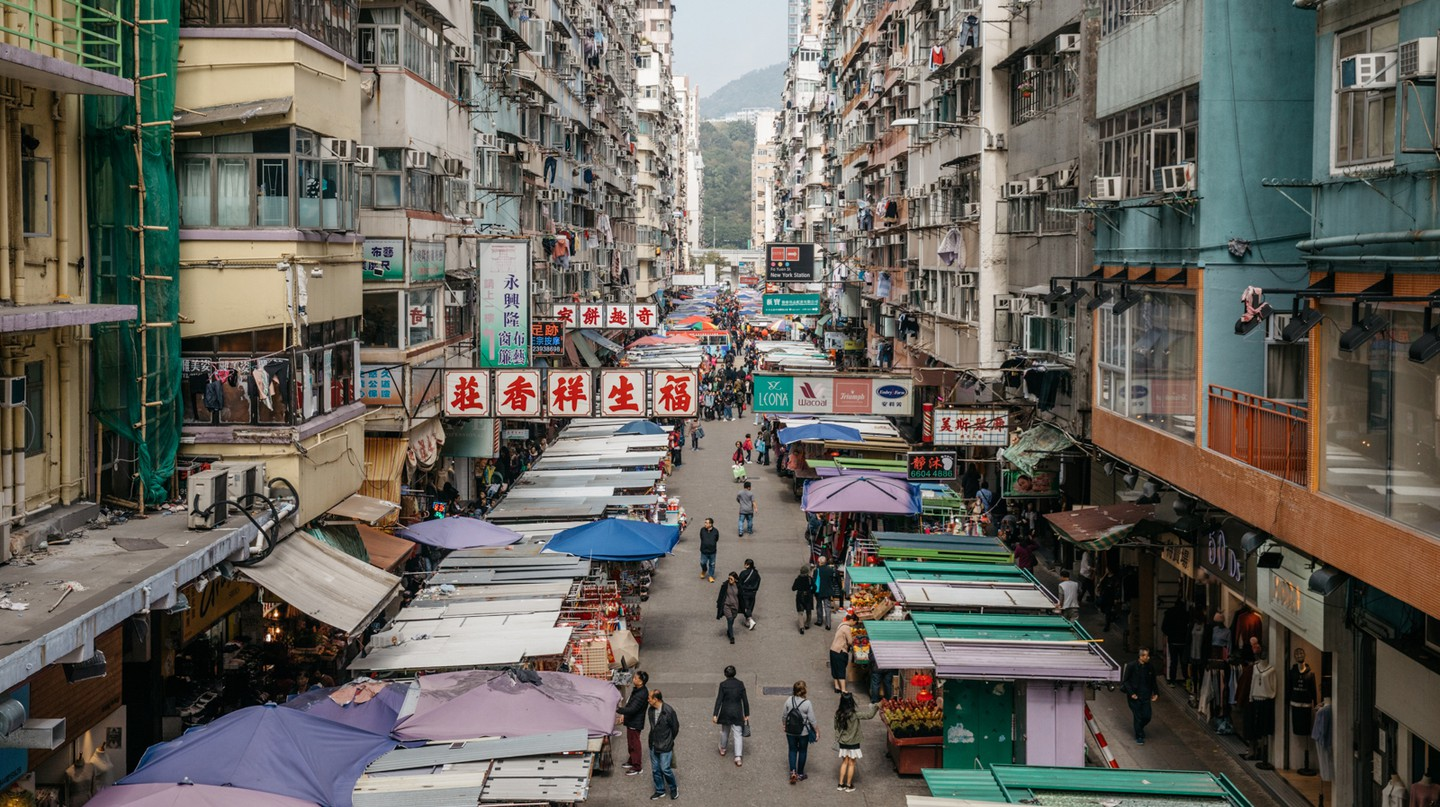 Here's how to virtually experience Hong Kong like one of its indefatigable locals