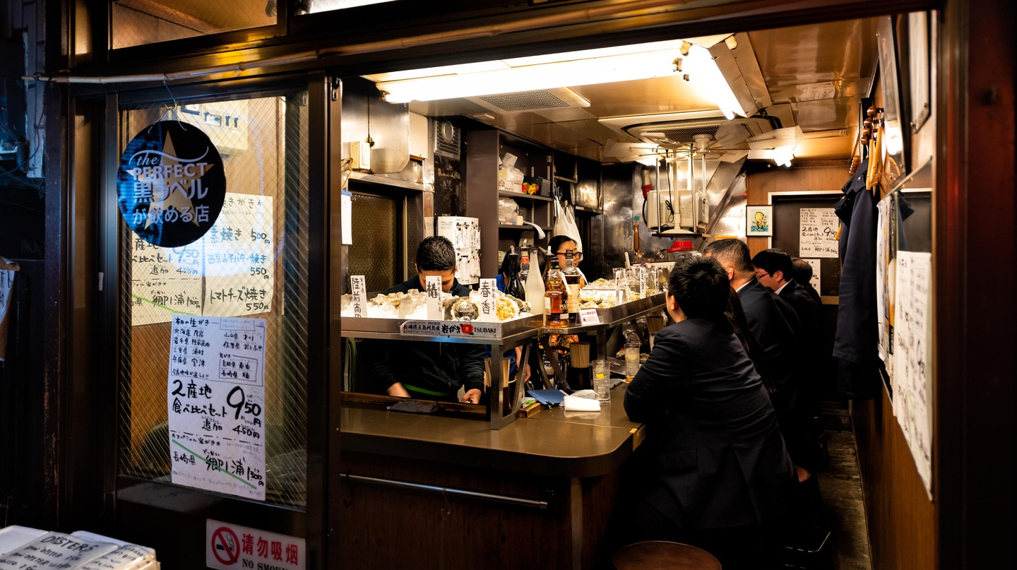 From cosy izakaya pubs to fancy cocktail lounges, Shinjuku has it all