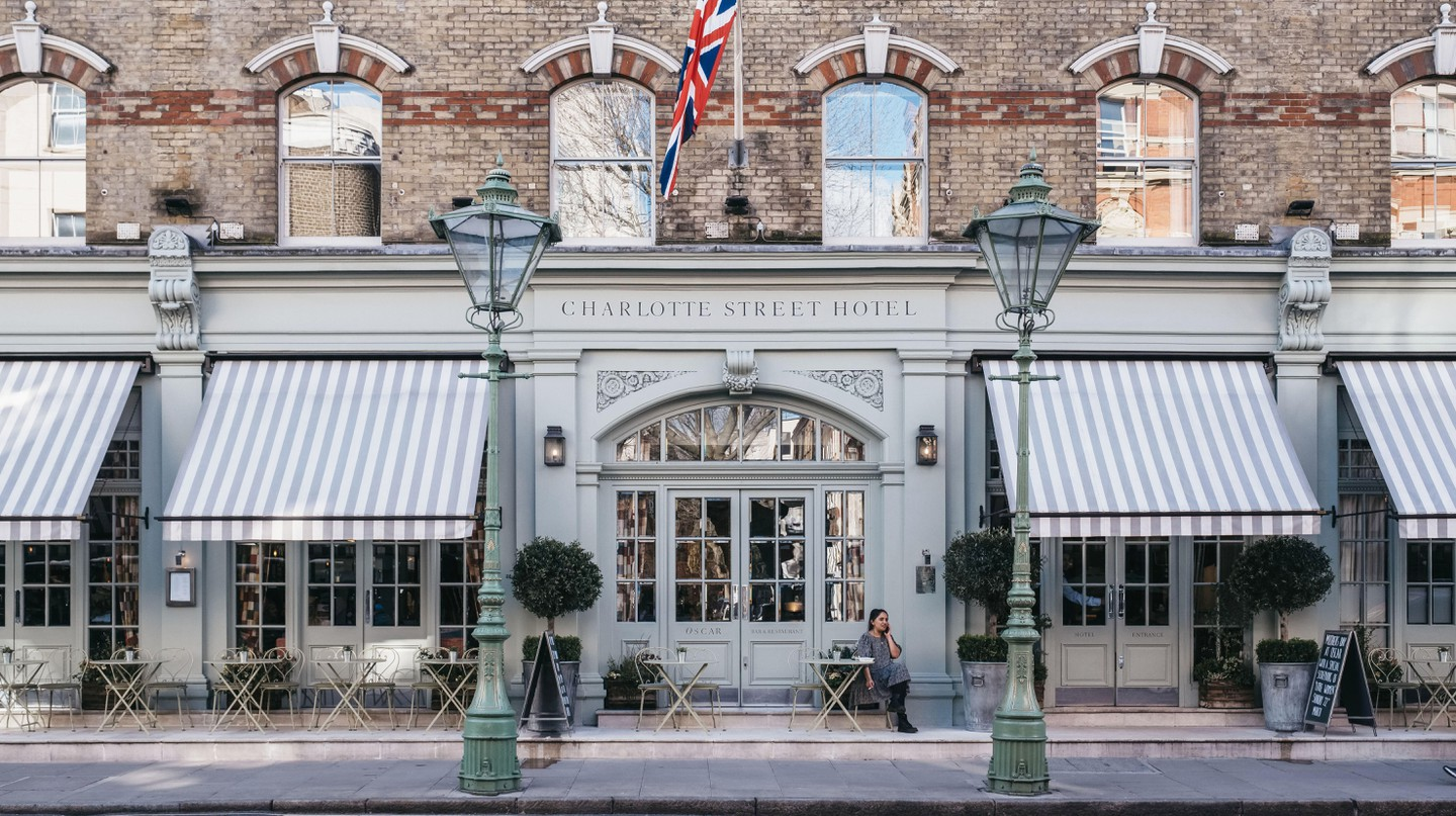 Some of London's highest-end hotels are leading the way when it comes to eco-friendly hospitality