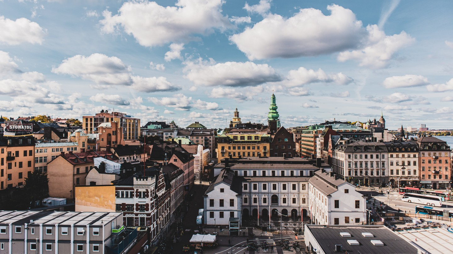 It's no longer difficult to find vegan dishes in Stockholm