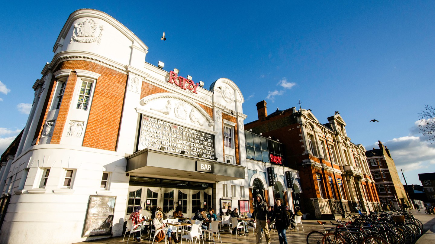 Brixton has a long association with music, culture and excellent food