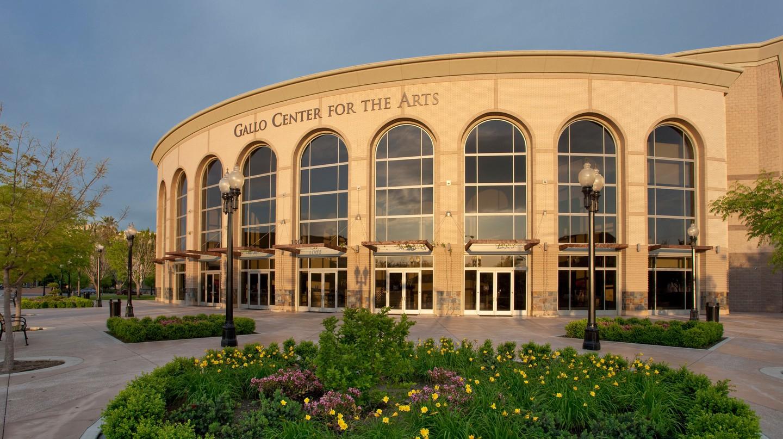 The Gallo Center for the Arts, Modesto, California.