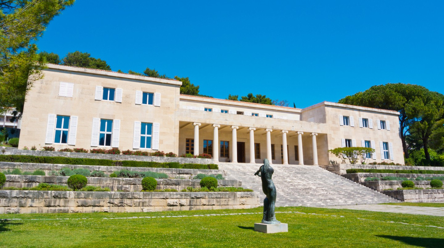The Ivan Meštrović Gallery is just one of Split's cultural hotspots
