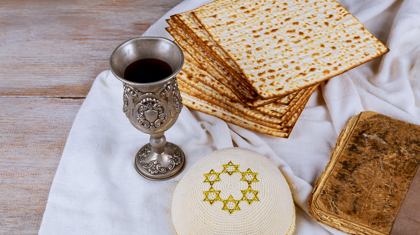 Passover is traditionally a time when Jewish families get together, but because of the lockdown this year will be different