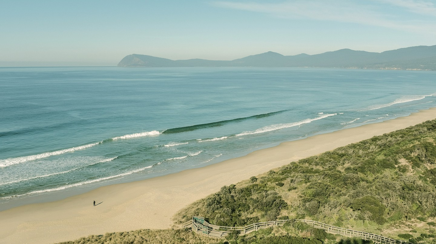 In and around Hobart, there is a beach to suit everyone