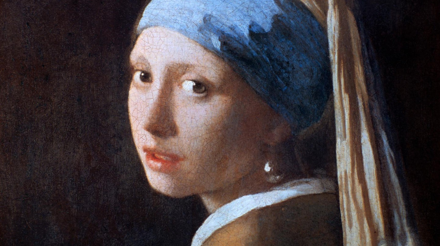 Explore the beauty of Vermeer's 'Girl with a Pearl Earring'