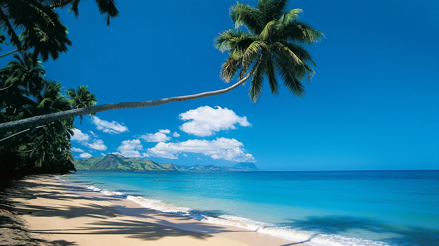 While away the time on the magical, isolated Kadavu Island, Fiji's southernmost island