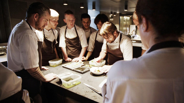 René Redzepi brought his childhood experiences of foraging local ingredients in Macedonia to his Copenhagen restaurant Noma
