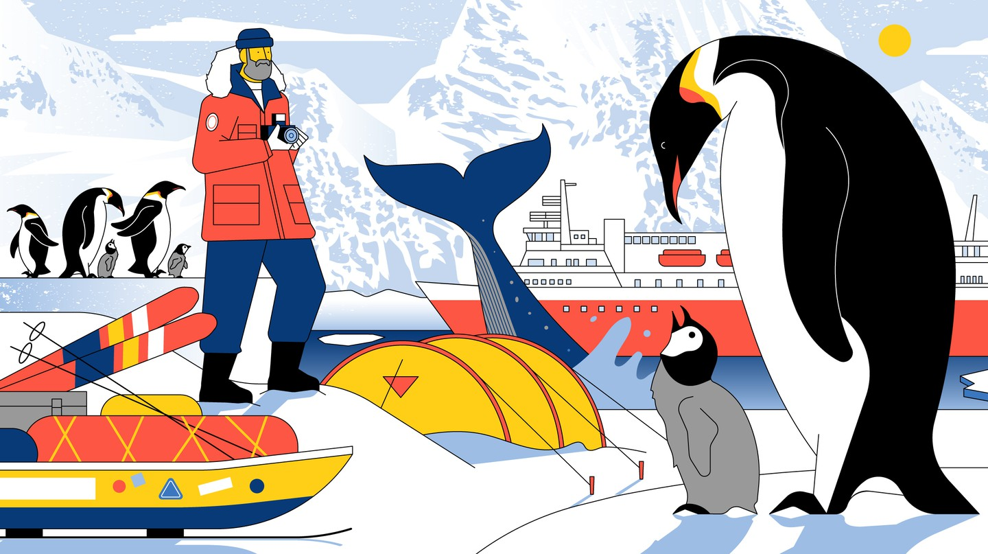 10 Rules for Traveling in Antarctica