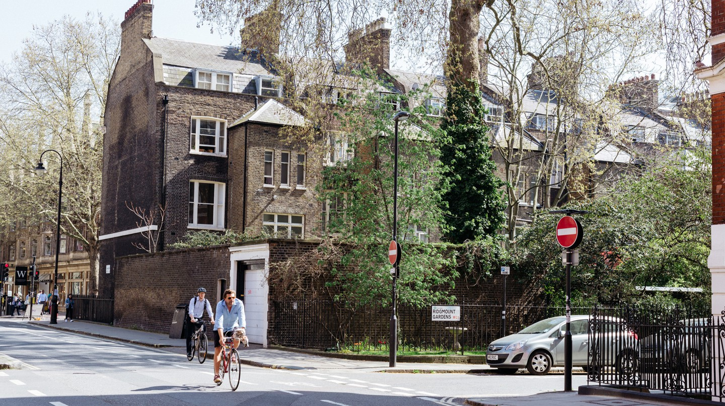 Find stylish accommodation in Bloomsbury that lives up to the neighbourhood's storied literary history