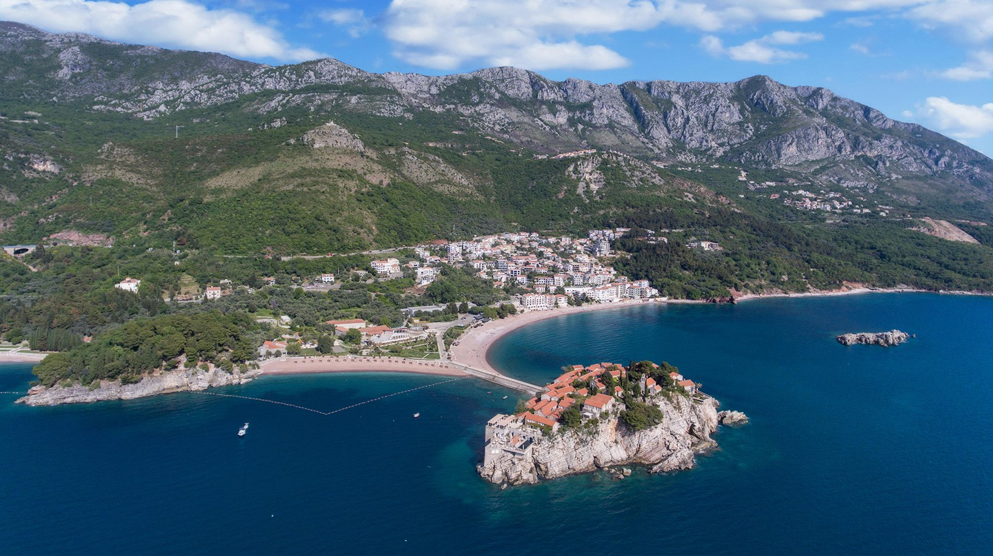 Make a trip to Budva, Montenegro, before it gets too popular