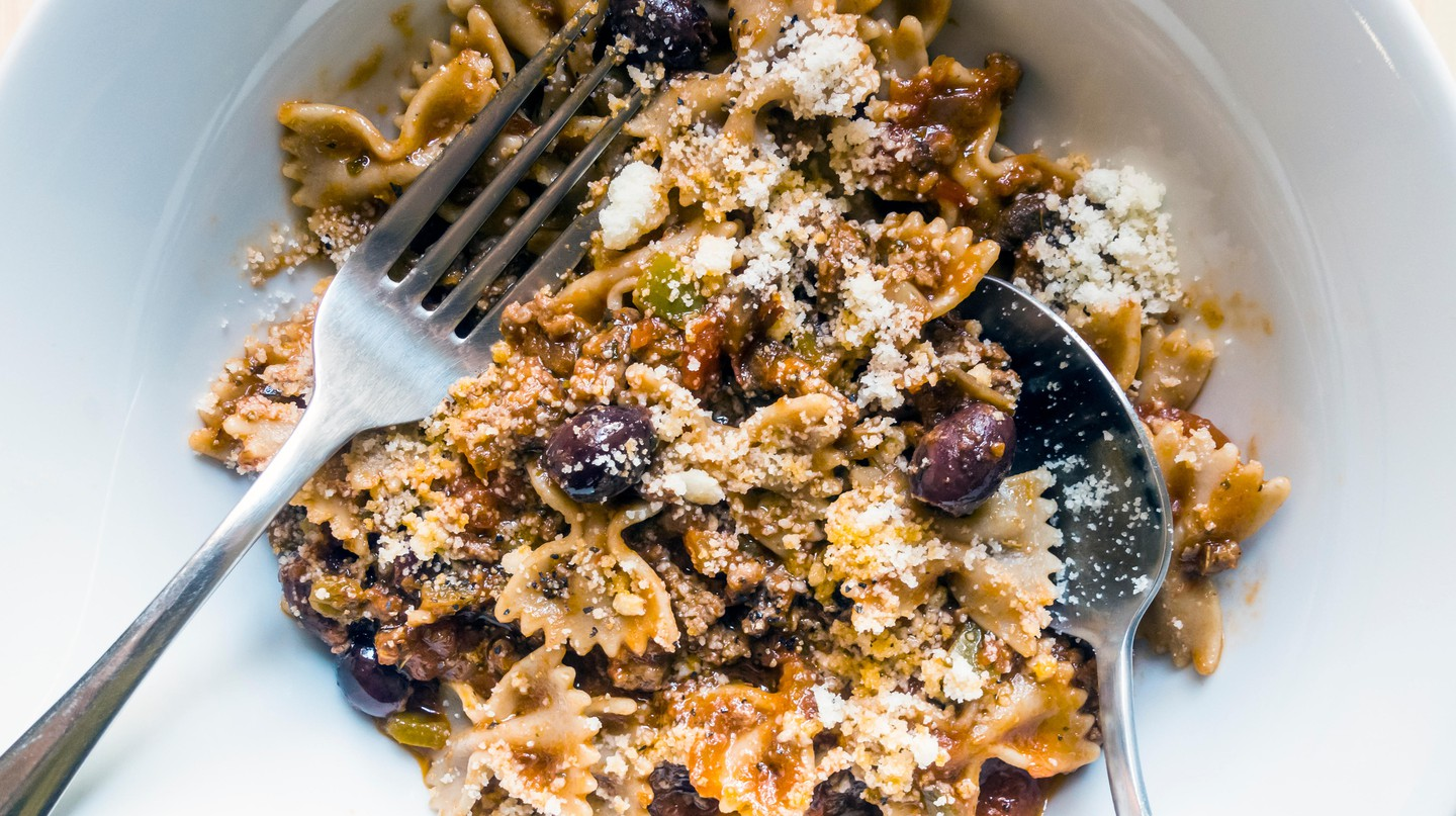 A Region-By-Region Guide To Italian Pasta