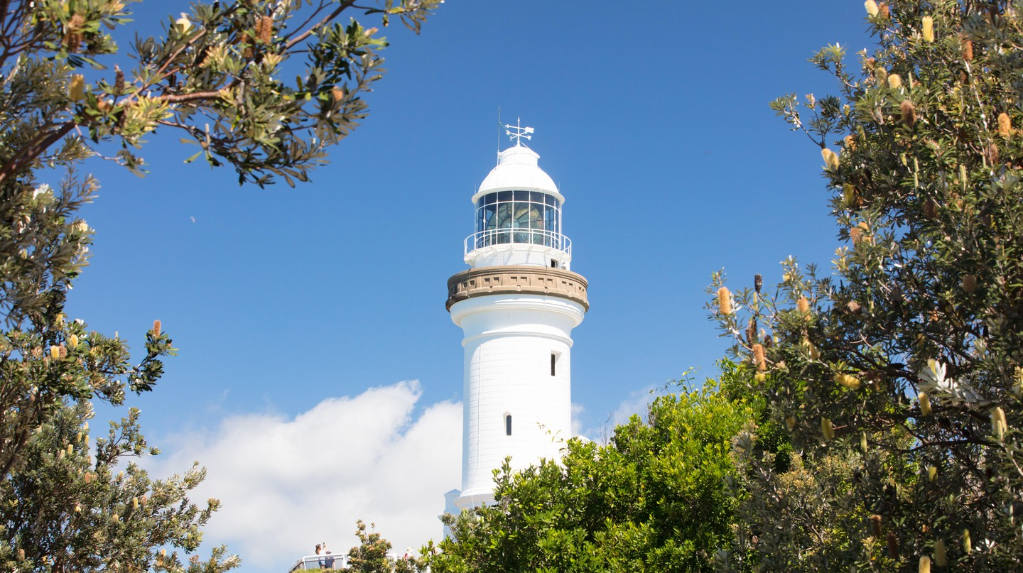 Discover Byron Bay through some captivating reads