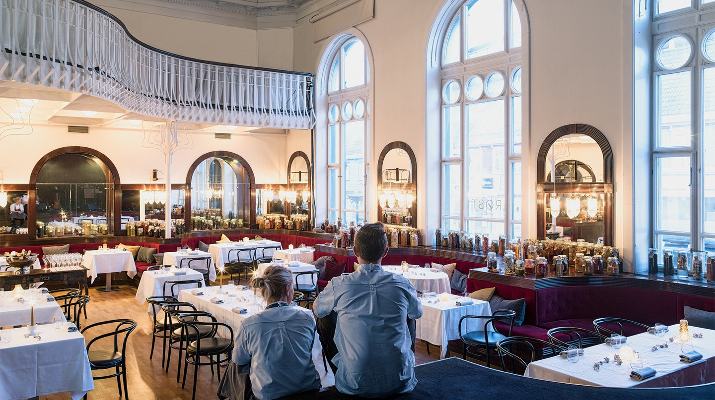 Trondheim was awarded its first Michelin star in 2019, and now holds three