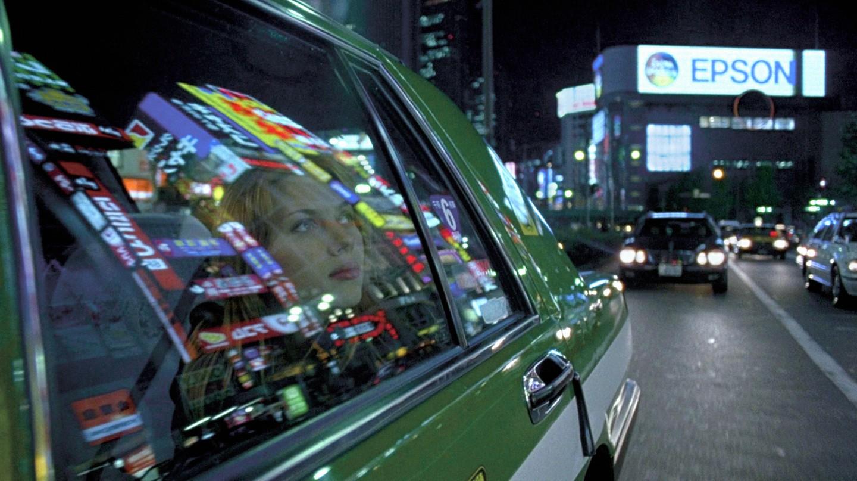 Scarlett Johansson in 'Lost in Translation'