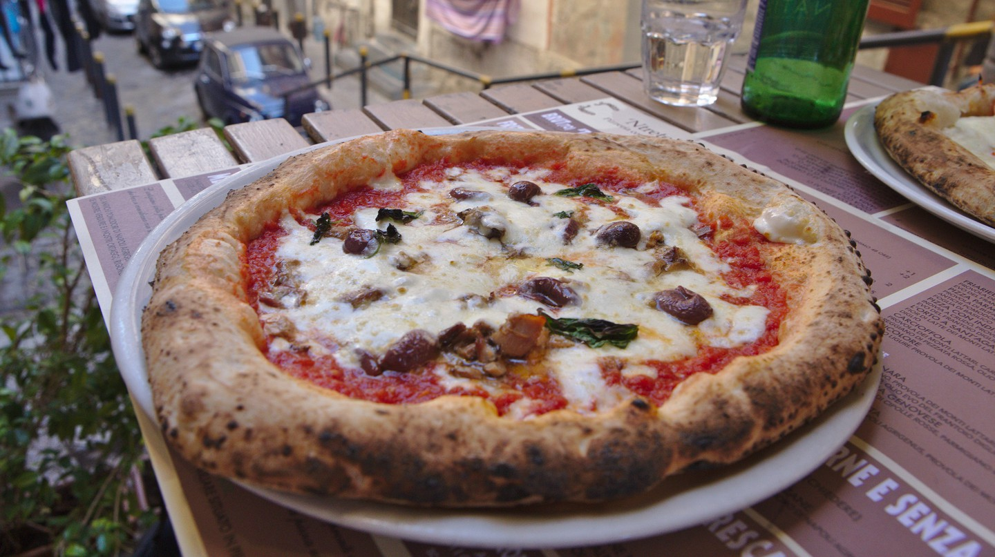 Traditional Naples-style pizza can be tricky to master