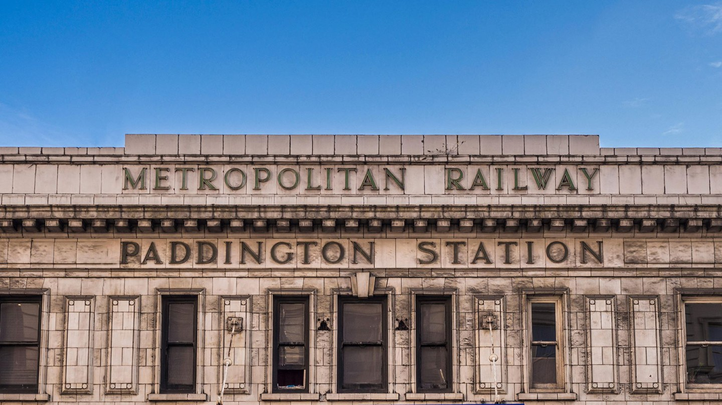 Paddington is one of the oldest underground stations in the world