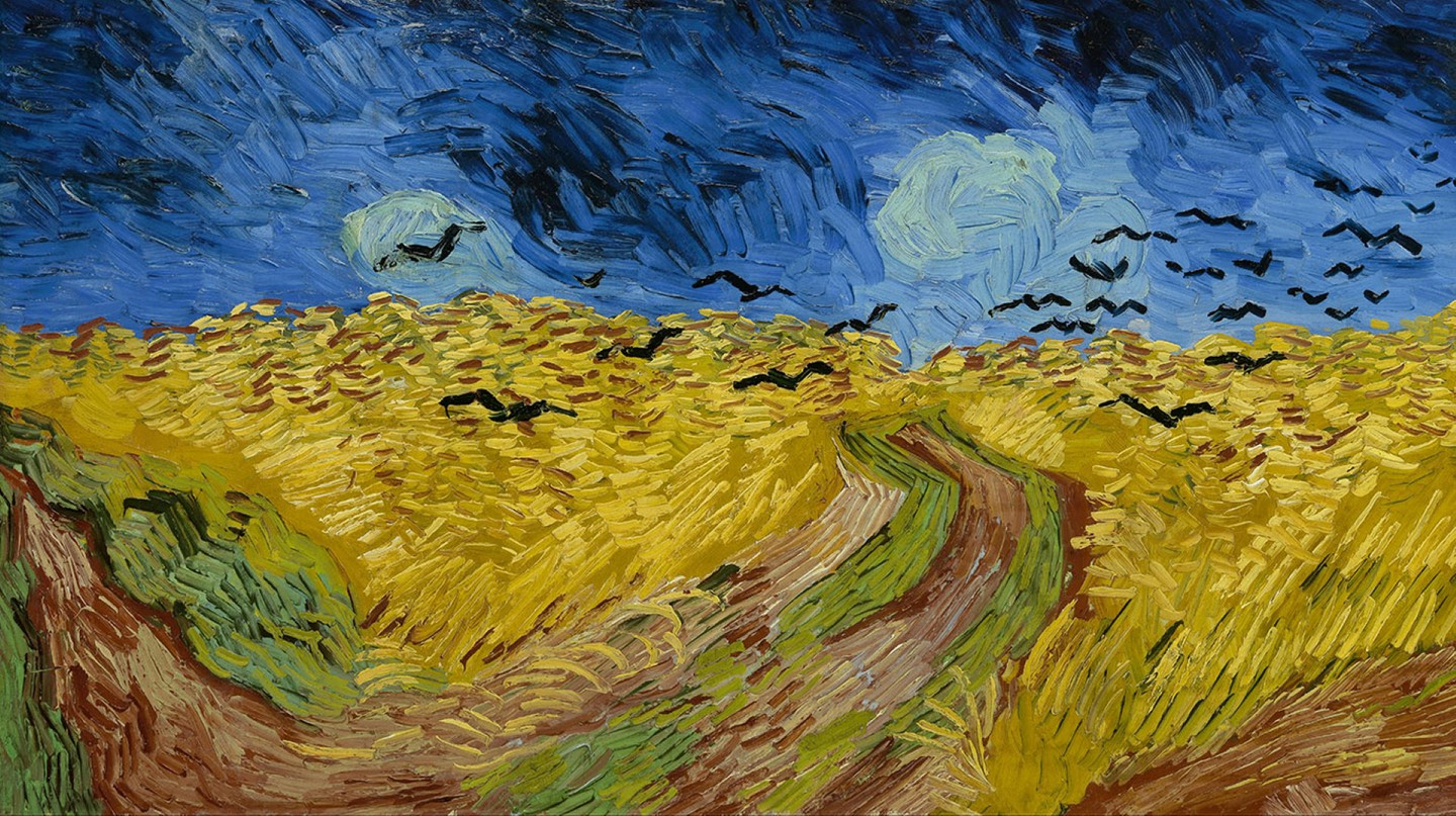 Learn to paint like Van Gogh through a series of fascinating workshops