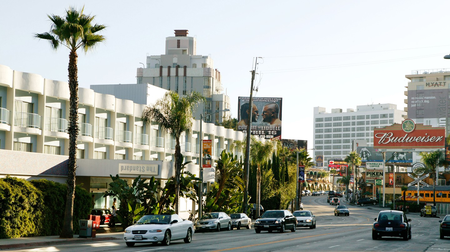 Stay on the Sunset Strip at one of the best hotels in West Hollywood