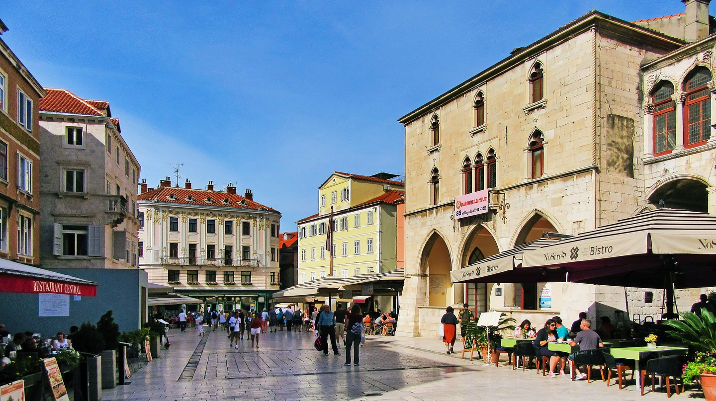 While shopping in Split, you can find everything from designer brands and antiques to unique souvenirs