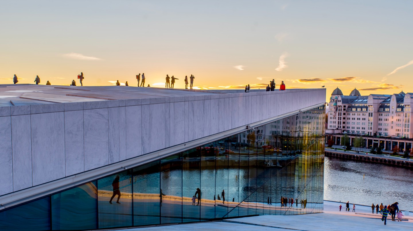 Oslo and its restaurants are creating a greener future